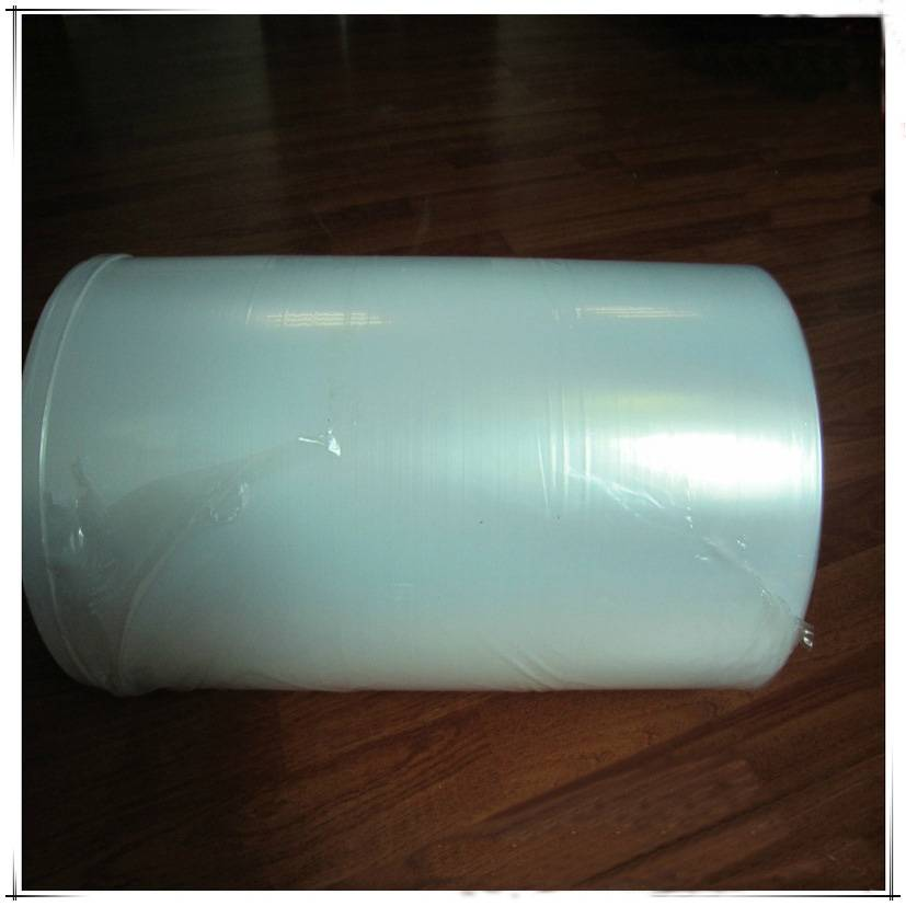 polyolefin shrink film single wound in rolls