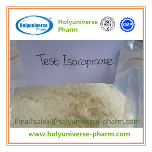 99% Purity Testosterone Isocaproate Testosterone Isocaproate Testosterone Isocaproate