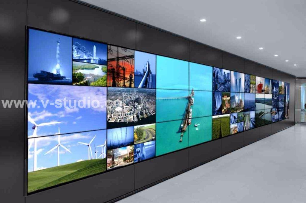 Video Walls by V-Studio