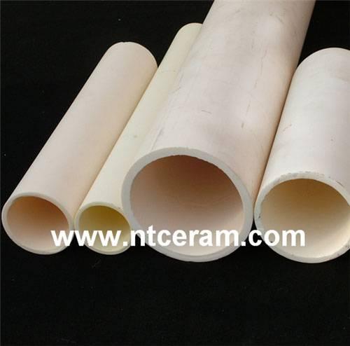 Machinable High Alumina Ceramic Tubes