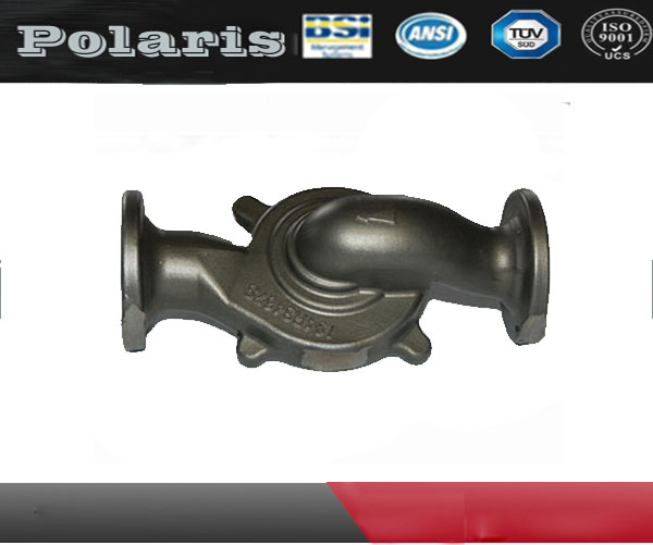 investment casting in China stainless steel impeller