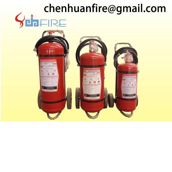 25kg-75kg trolley ABC fire extinguishers,(CE)