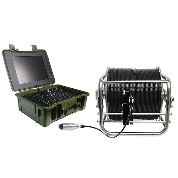 Underwater camera system for Deep Well Inspection Camera