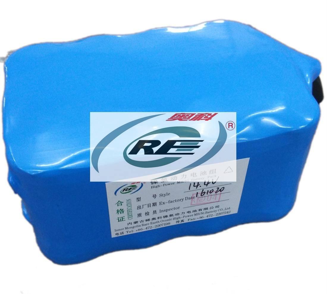 D Size 14.4V 10Ah Power Tool mhni Battery Packs