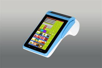 Mini android touch POS