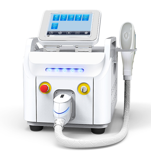 CE Approved big spot size IPL SHR permanent hair removal and vascular removal
