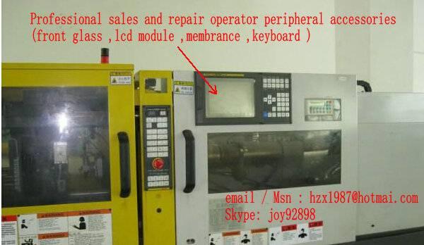 sell Fanuc S-2000I50A S-2000I30B S-2000I100B operator touch panel