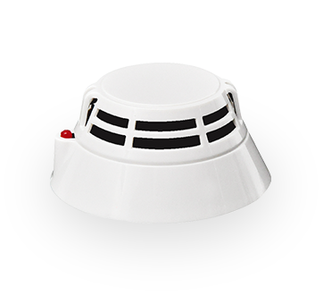 Point type multi-sensor smoke and heat detector JTF-GDM-936E