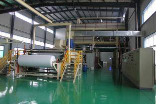 (SS)1.6m Spunbond nonwoven machinery