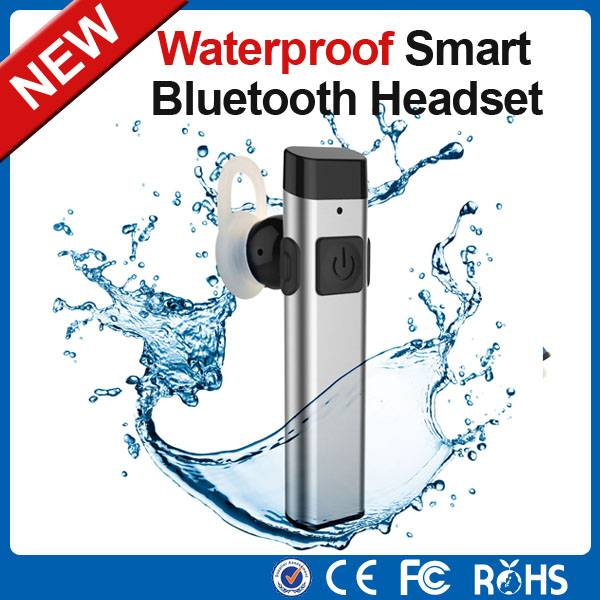 Waterproof bluetooth headset BH024RM1