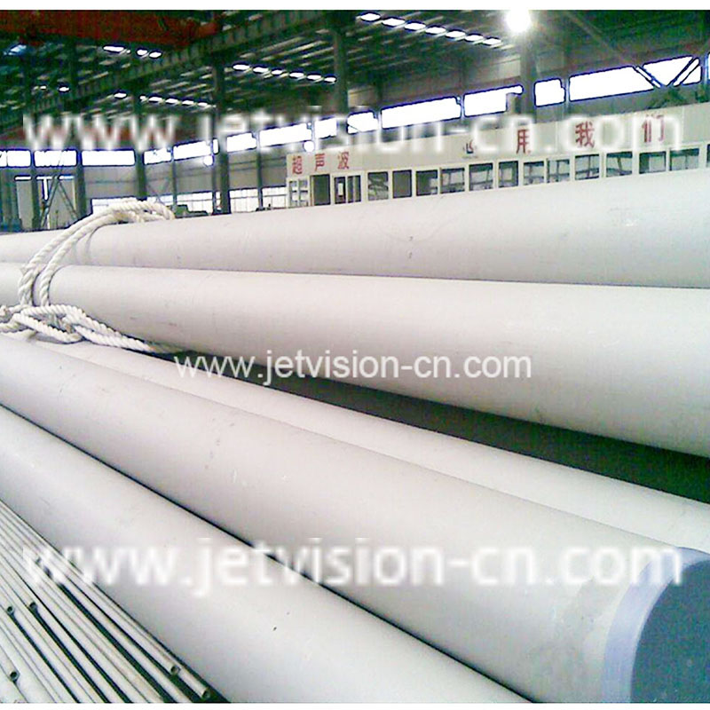 UNS S32550 S32750 S32760 Super Duplex Stainless Steel Pipe