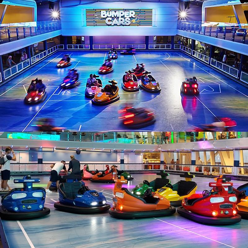 Bumper Cars Rides HFPC06--Hotfun Amusement park rides