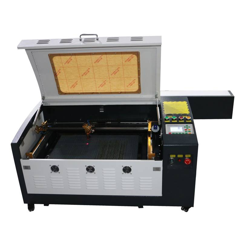 Low price 60W CO2 laser engraving cutting machine, 600*400mm for sale