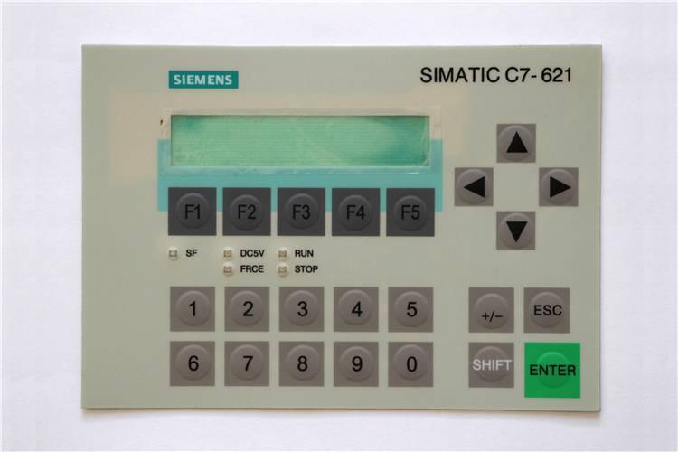 Membran keypad for C7-621 REPAIR