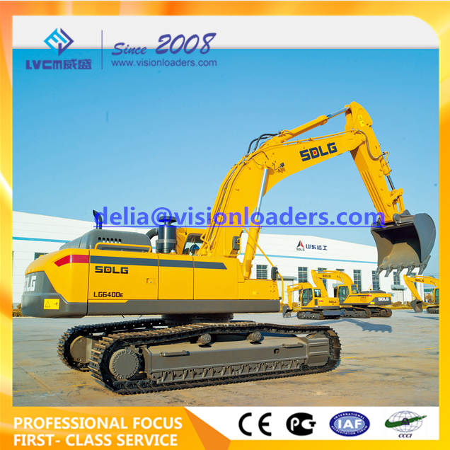 SDLG LG6360E Hydraulic Excavator E6360F Crawler for sale