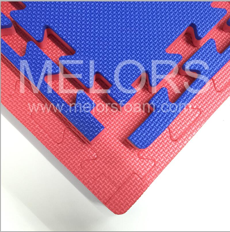 Melors EVA Anti Collision Friction Resistance Durable Gym Mat For Home