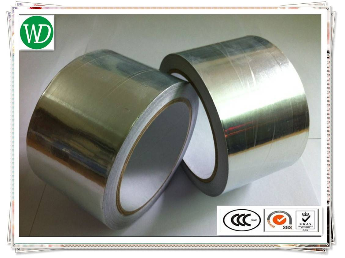 heat resistant aluminum foil tape with liner