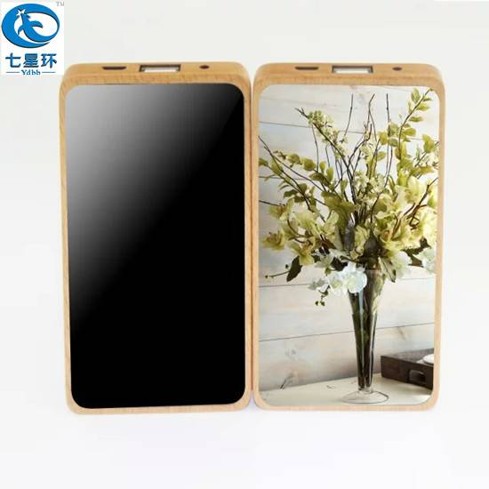 Wood power bank 4000mah for mobile phones china wholesale