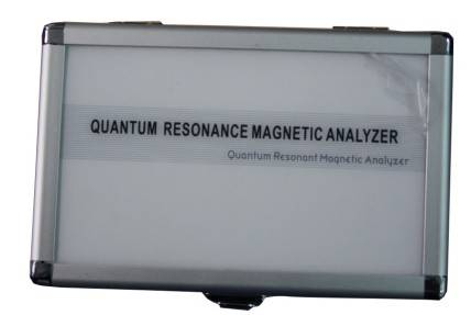 Quantum resonance magnetic analyzer -malaysia