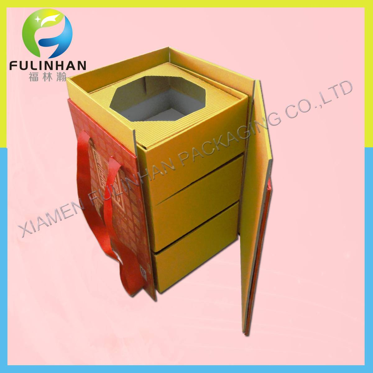 Wine Packaging Boxes Manufacturer