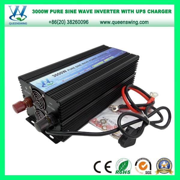 UPS Pure Sine Wave Power Inverter with Charger (3KW/4KW/5KW/6KW)