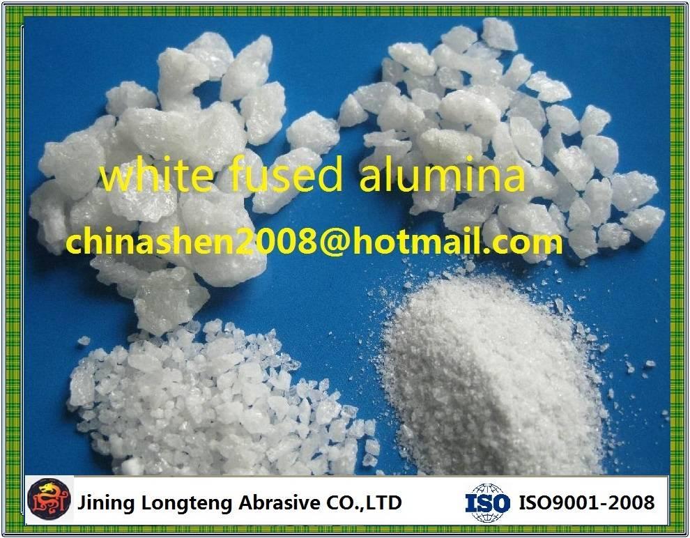 white corundum supplier
