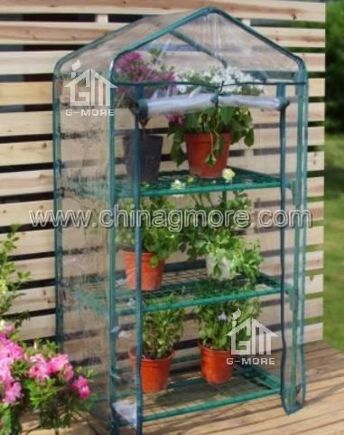 Steel Tube Greenhouse-Mini Series-69 X 49 X 126CM
