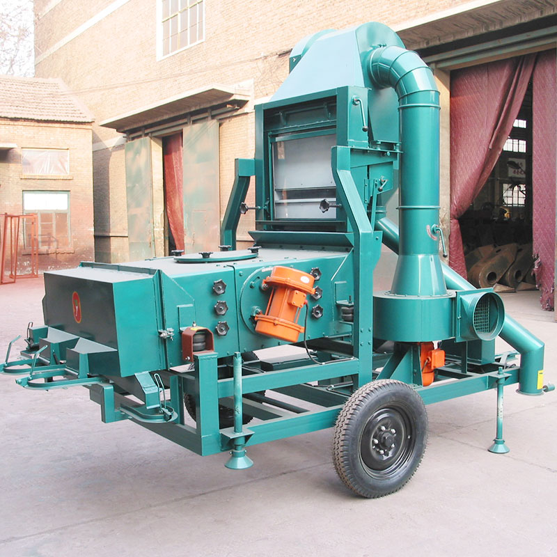 5XFC Air Screen Cleaning and Grading machine