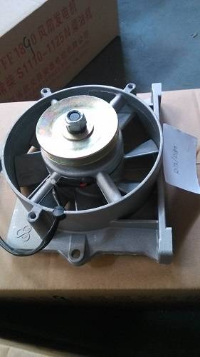Diesel Engine parts Fan assembly for Dongfeng