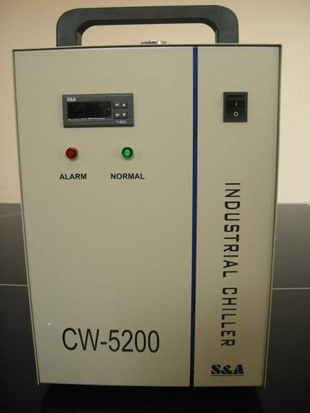 industry water chiller for laser machine