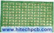 2L Hard gold PCB
