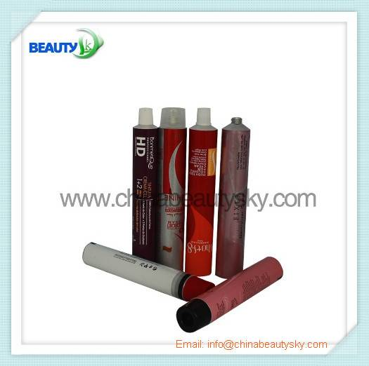 Hiar Dying Aluminum Collapsible Tube