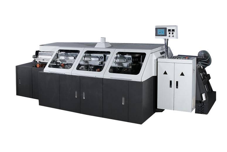 JBT50/10D elliptic glue book binding machine