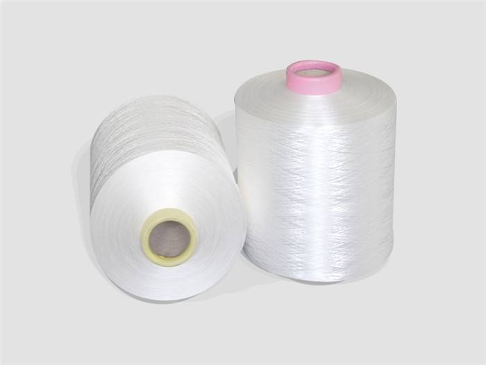 100% virgin polyester dty yarn 200d/96f with high tenacity RW TBR NIM/SIM/HIM for weaving and knitti