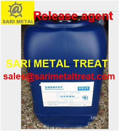 Mould release agent for die casting