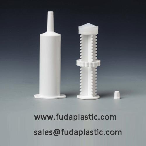 60ml dosage control paste syringe manufacturer