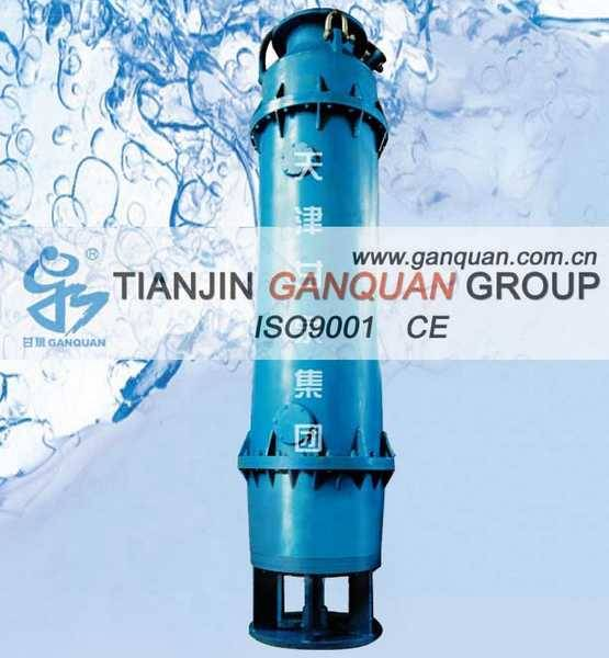 Submersible Self-priming Pump