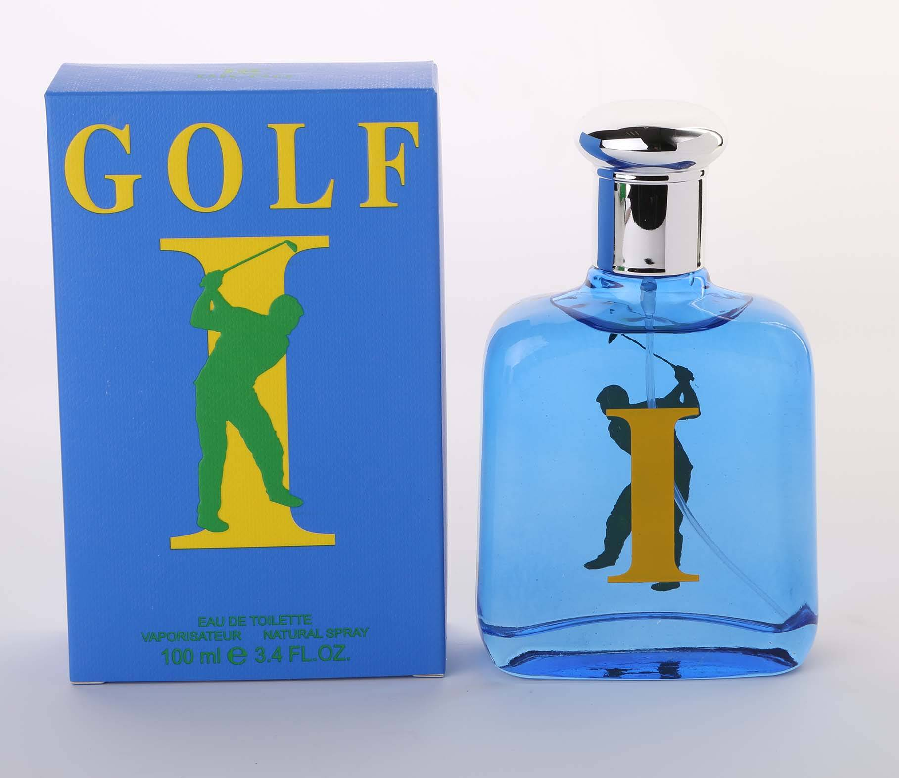 Golf sport scents Perfume 100ml strong smell long staying Fragrances for man