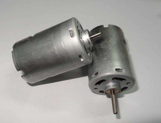 DC Brushless Motor 24v DC Motor TK-RS-545SH-18150 For Vibrator Vacuum Cleaner Bilge Bilge Pump