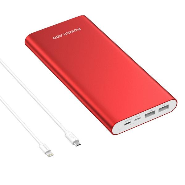 Poweradd Pilot 4GS Plus 20000mAh External Battery Power Bank Device