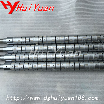 Differential Air Shafts For Slitter Machine