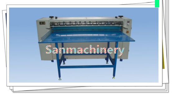 Automatic Honeycomb Cardboard Slitting Machine with CE