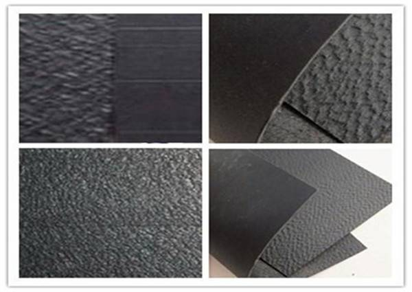 textured geomembrane for landfill,anti-skip geomembrane  liner