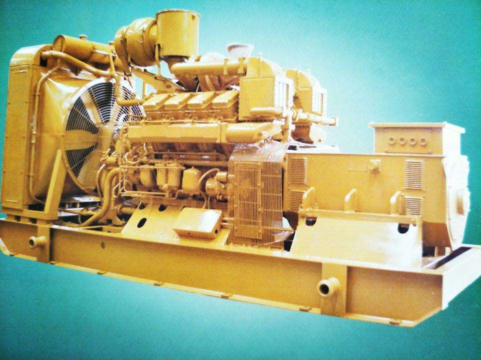 series 8VB diesel generating sets