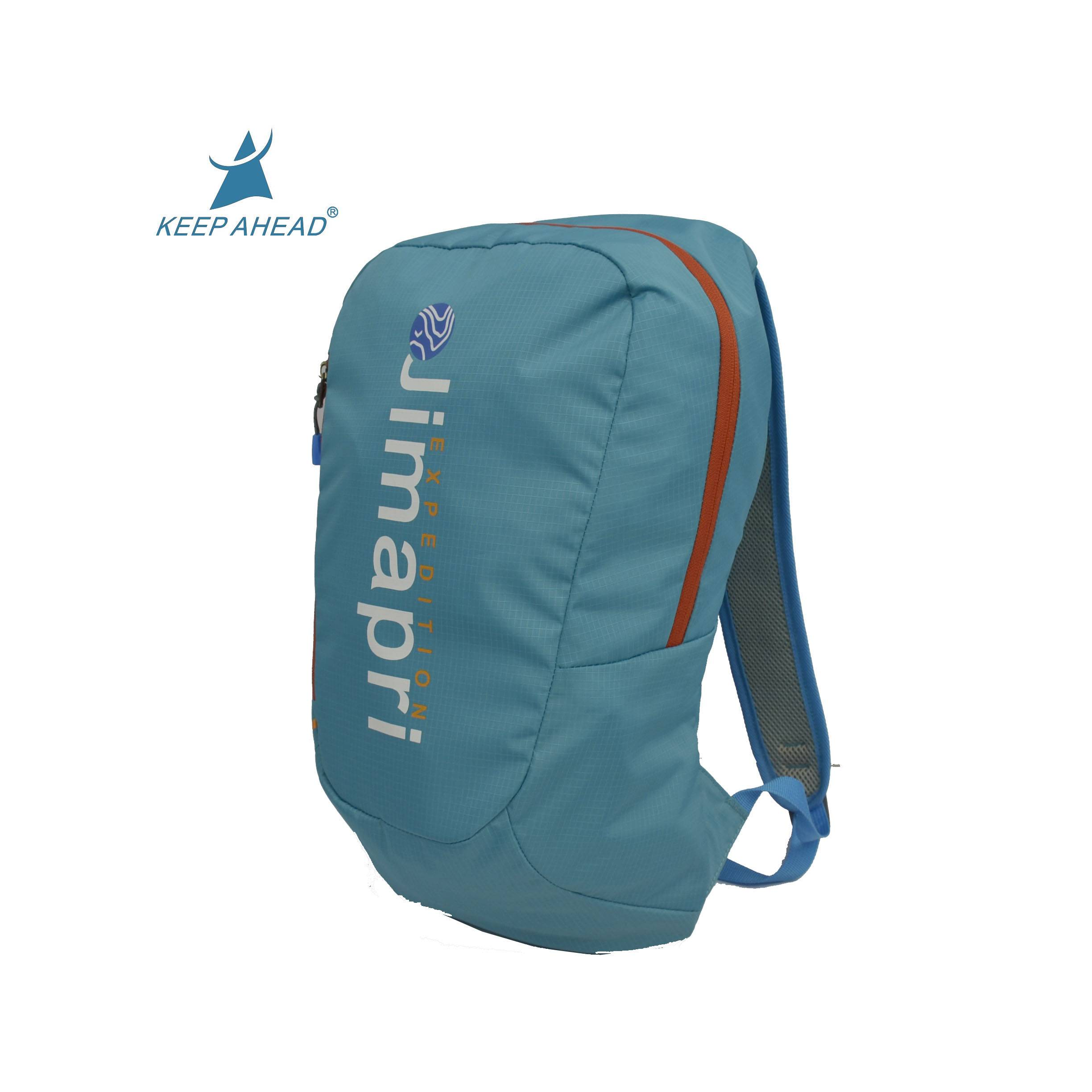 Light weight outdoor casual day pack teen daily backpack fashion backpack