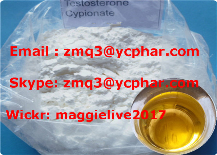 Testosterone Cypionate for Men Muscle Building
