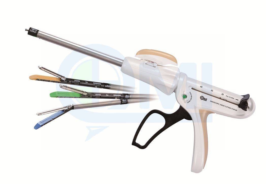 QELC-High Quality QMI endoscopic linear cutting stapler (surgical stapler)