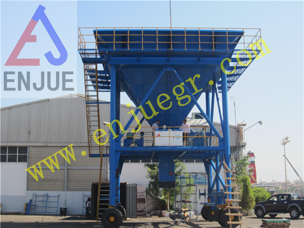 Mobile Industry Cement Dust Proof Hopper