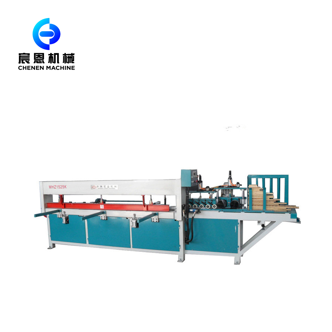 automatic finger joint machine