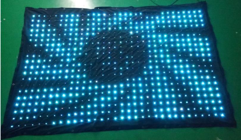 7c-LCV  LED Vision Curtain